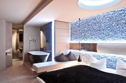 Adventure Camp Schnitzmühle:  Hotels von Innenarchitekturbüro roomcode GmbH