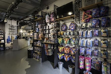 MOSI Museum Shop:  Offices & stores by rich