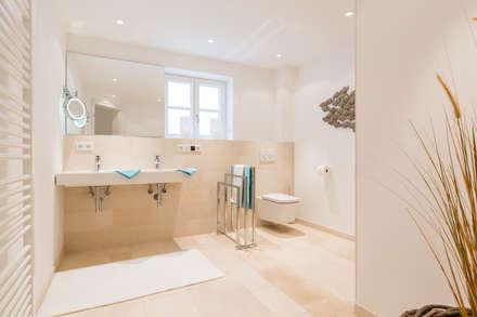 Landhausstil Badezimmer badezimmer ideen einrichtung bilder im landhausstil homify