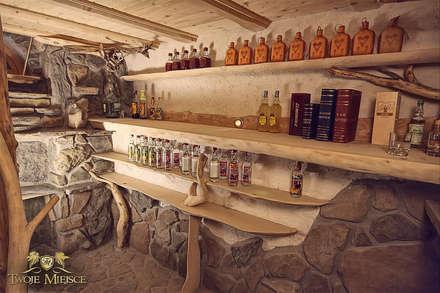classic Wine cellar by Twoje Miejsce