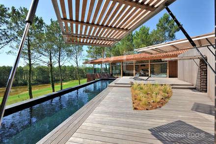 Architecture maisons: Piscine de style de style Colonial par patrick eoche Photographie d'architecture