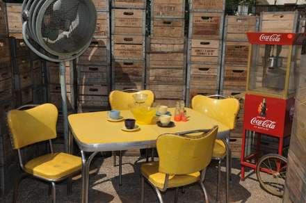 American diner set:  Bars & clubs by Tramps (UK) Ltd