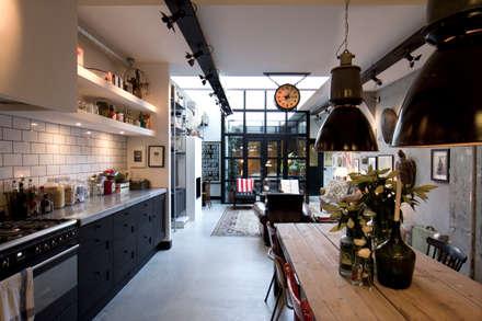 Inspiratie Donkere Keukens : Keuken design ideeën inspiratie en foto s homify