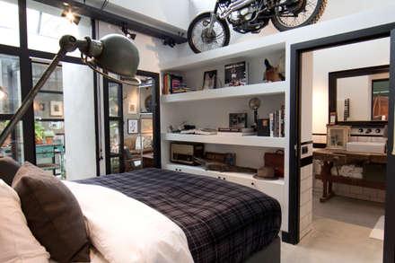 Slaapkamer design idee n inspiratie en foto 39 s homify - Slaapkamer idee ...