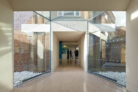Rivers Academy West London - 5:  Schools by Jonathan Clark Architects
