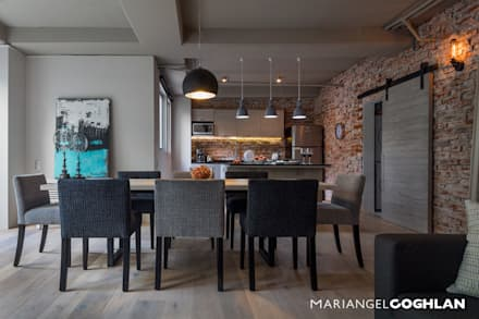 Phòng ăn by MARIANGEL COGHLAN