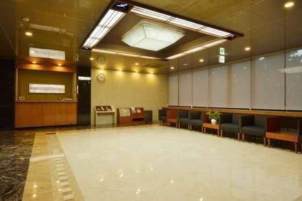 Centros de congressos  por (주)이지테크(EASYTECH Inc.)