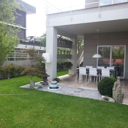 abelia peyzaj – acarkent3: modern tarz Bahçe