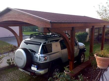 Carport by JAGRAM-PRO
