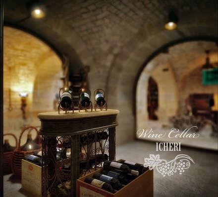 قبو النبيذ تنفيذ Sweet Home Design
