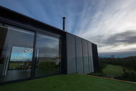 Grillagh Water: modern Houses by Patrick Bradley Architects