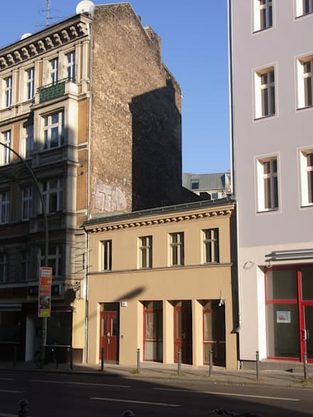 Hospitales de estilo  por Zerr Hapke Architekten BDA