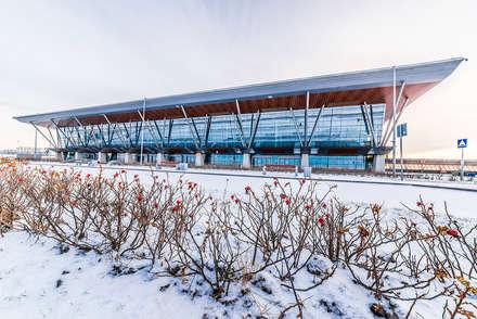 สนามบิน by Belimov-Gushchin Andrey