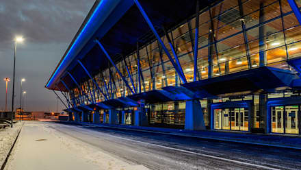 Airports by Belimov-Gushchin Andrey