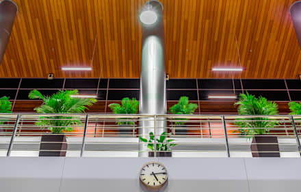 Aeropuertos de estilo  por Belimov-Gushchin Andrey