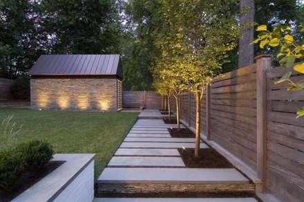 Jardines de estilo clásico por Paul Marie Creation