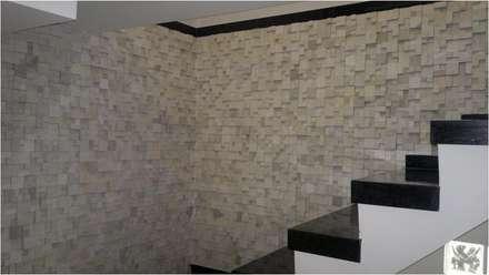 Walls by DECOR PEDRAS PISOS E REVESTIMENTOS