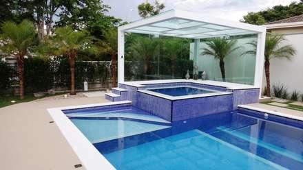 泳池 by ESTÚDIO danielcruz