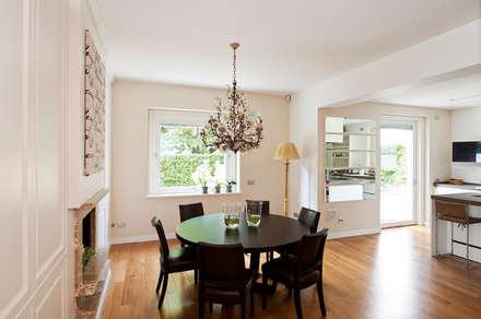 Sala da pranzo idee immagini e decorazione homify - Decorazione archi in casa ...