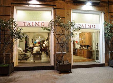 Varis: Centros comerciales de estilo  de TAIMO