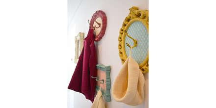 038 | Apartamento, Ericeira, Mafra: Corredores e halls de entrada  por T2 Arquitectura & Interiores