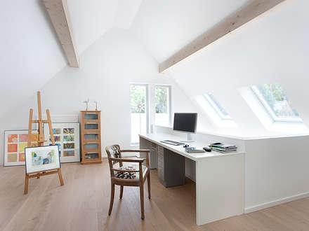Büro modern einrichten  Homeoffice & Büro Einrichtung, Ideen und Bilder | homify