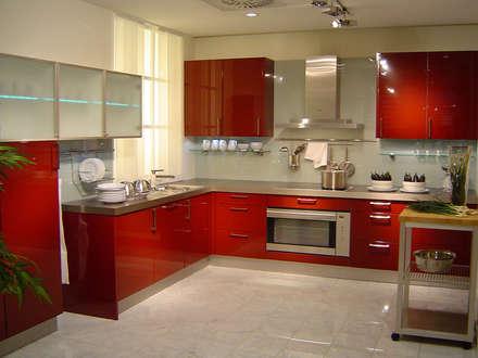ห้องครัว by Dekorasyon Şirketi