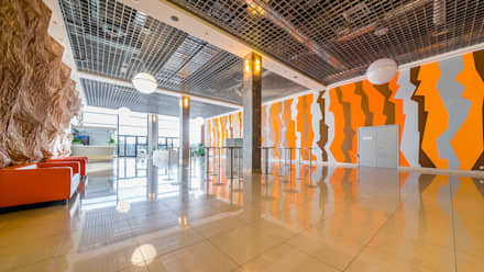 Estadios de estilo  por Belimov-Gushchin Andrey