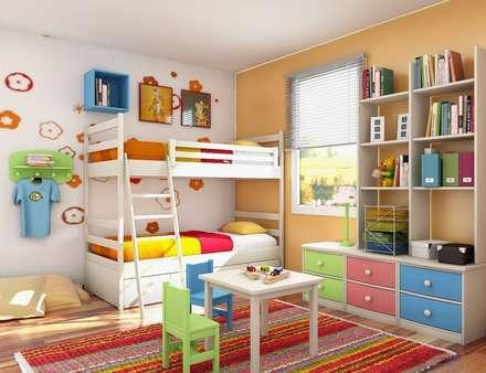 Tadilat Firması  – Ev Tadilat İşleri : modern tarz Çocuk Odası