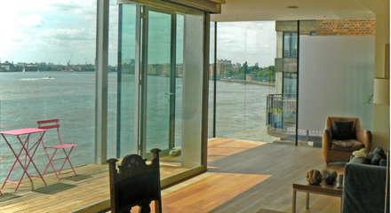 View of the Thames:  Windows  by DoorTechnik Ltd