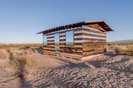 Foto Steve King: Casas de estilo ecléctico de royale projects : contemporary art