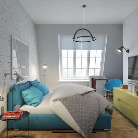Спальня: Спа в . Автор – tatarintsevadesign