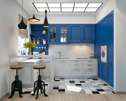 Кухня: Кухни в . Автор – tatarintsevadesign
