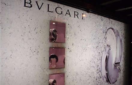 Centros comerciales de estilo minimalista arquitectura y - Bvlgari omnia crystalline el corte ingles ...