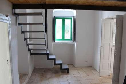 Casa Mac: Studio in stile In stile Country di Antonio D'aprile Architetto