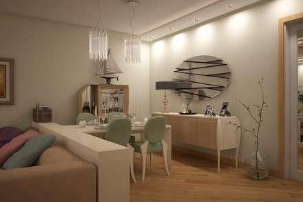 Sonmez Mobilya Avantgarde Boutique Modoko – Helm Proje / Özel: modern tarz Yemek Odası
