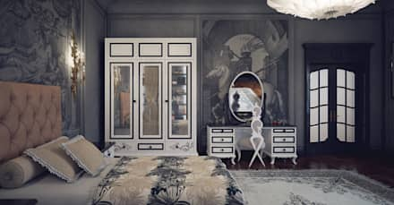 Chambre d'enfant de style de style Rustique par Sonmez Mobilya Avantgarde Boutique Modoko