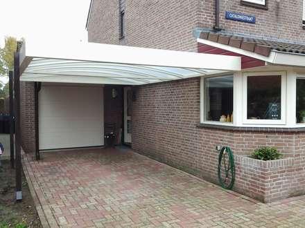 Moderne garage & schuur ideeën | homify