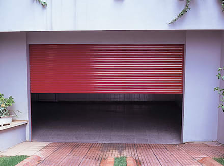 industrial Windows & doors by Birikim Otomatik Kepenk