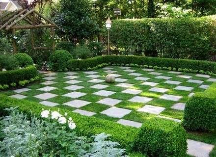 Giardino idee immagini e decorazione homify for Cascate in giardino