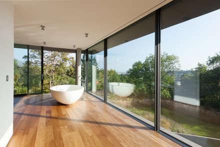 Black Pearl: minimalistisches Spa von Architekt Zoran Bodrozic