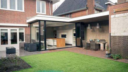 بلكونة أو شرفة تنفيذ Joep van Os Architectenbureau