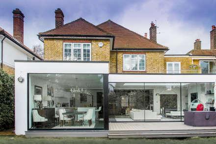 Stonehill, London:  Windows  by Maxlight