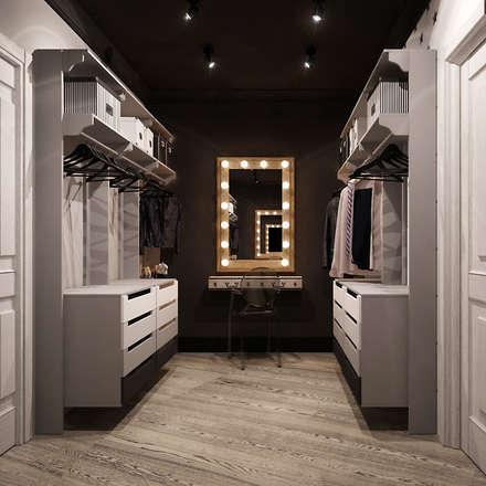 industrial Dressing room by Reroom