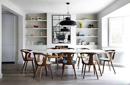 Dining Room : modern Dining room by Studio Duggan