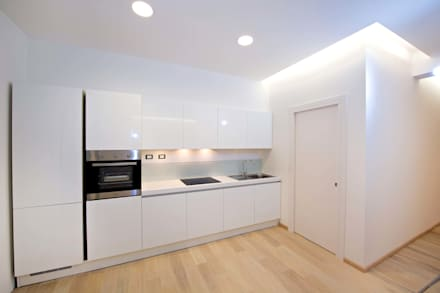 Casa A&C: Cucina in stile in stile Minimalista di Giuseppina PIZZO