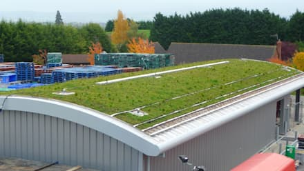 Kanes Foods Salad Factory:  Commercial Spaces by Sky Garden Ltd