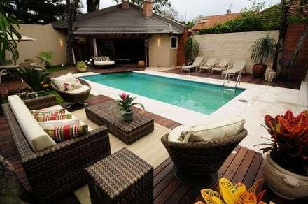 modern Pool by Francisco Humberto Franck