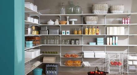 industrial Kitchen by Regalraum GmbH
