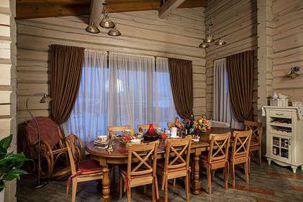 Дом: Столовые комнаты в . Автор – Николай Карачев